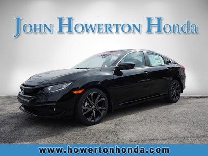 New 2020 Honda Civic Sport Sedan - 561798678