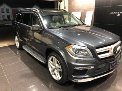 Used 2015 Mercedes-Benz GL 550 4MATIC - 570179921