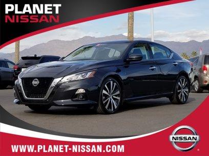 Certified 2020 Nissan Altima 2.0 Platinum - 541941988