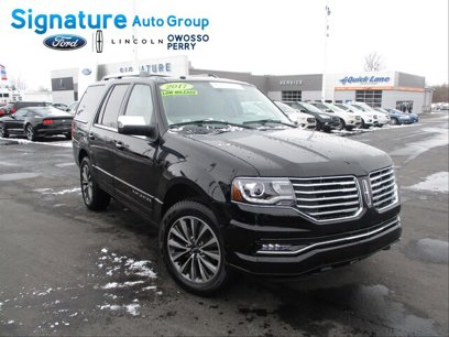 Certified 2017 Lincoln Navigator 4WD Select - 543086314