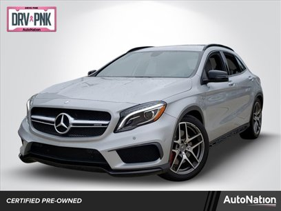 Certified 2015 Mercedes-Benz GLA 45 AMG 4MATIC - 539049239