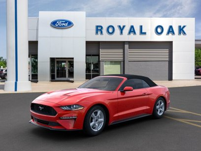 New 2019 Ford Mustang Convertible - 526861755