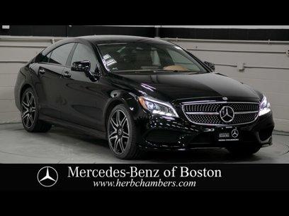 Certified 2017 Mercedes-Benz CLS 550 4MATIC - 543598545