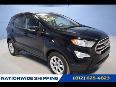 Used 2018 Ford EcoSport FWD SE - 519949906