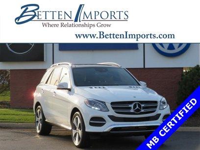 Certified 2018 Mercedes-Benz GLE 350 4MATIC - 532521085