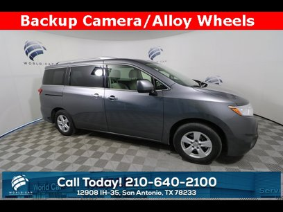 Used 2017 Nissan Quest - 538005391