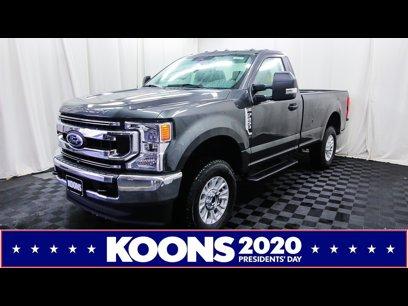 New 2020 Ford F250 4x4 Regular Cab Super Duty - 542853322