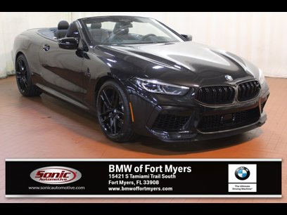 New 2020 BMW M8 Convertible - 542860453