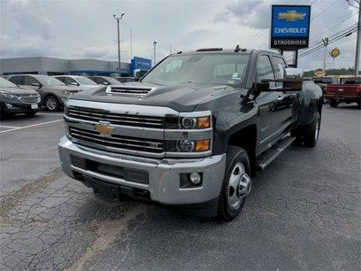 Used 2019 Chevrolet Silverado 3500 LTZ - 601692577