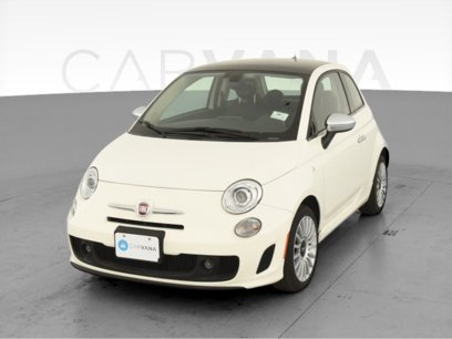Used 2018 FIAT 500 Lounge Hatchback - 547747794