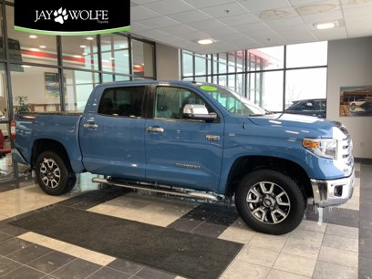 Certified 2018 Toyota Tundra Limited - 539490835