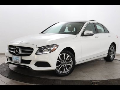 Used 2018 Mercedes-Benz C 300 4MATIC Sedan - 533834214