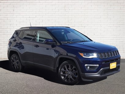 Certified 2019 Jeep Compass High Altitude - 544012248