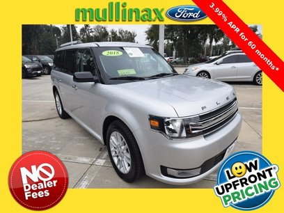 Certified 2018 Ford Flex FWD SEL - 536207565
