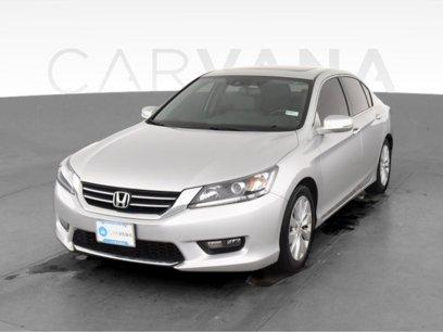 Used 2014 Honda Accord EX-L Sedan - 548899284