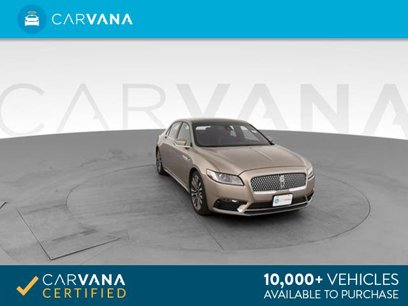 Used 2018 Lincoln Continental Reserve - 547403845