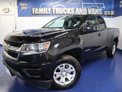 Used 2015 Chevrolet Colorado 2WD Extended Cab LT - 546453802