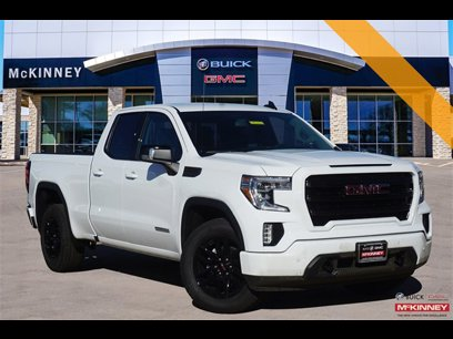 New 2020 GMC Sierra 1500 2WD Double Cab Elevation - 535070683