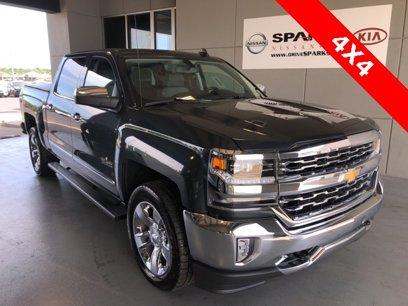Used 2018 Chevrolet Silverado 1500 LTZ - 559902122