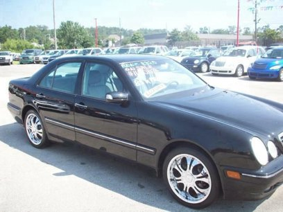 Used 2001 Mercedes-Benz E 320 Sedan - 549479717