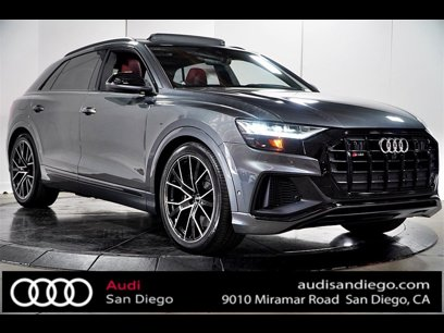 New 2021 Audi SQ8 Prestige - 569530126