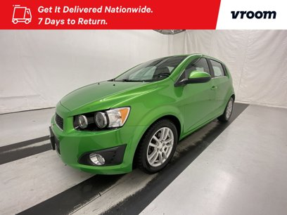 Used 2016 Chevrolet Sonic LT Hatchback - 569858174