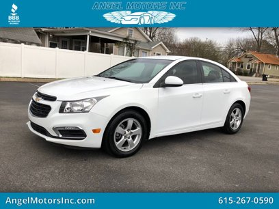 Used 2016 Chevrolet Cruze Limited LT Sedan - 554137341