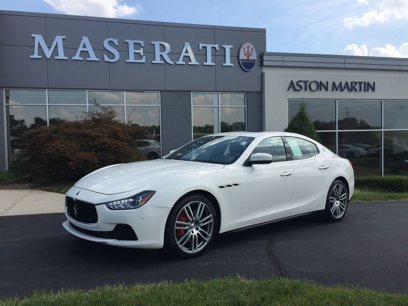 Used 2017 Maserati Ghibli S Q4 w/ Luxury Package - 511041435