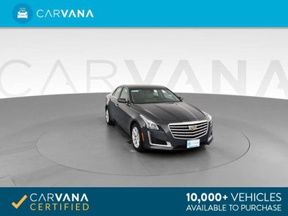 Used 2018 Cadillac CTS Sedan w/ Seating Package - 548994708