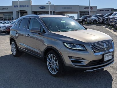 New 2019 Lincoln MKC FWD Reserve - 512887100