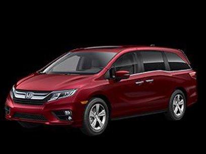 Certified 2019 Honda Odyssey EX-L - 567442779