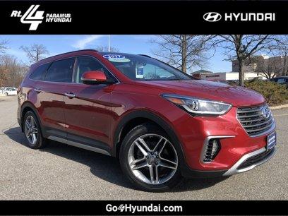 Certified 2017 Hyundai Santa Fe AWD - 543920692