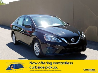 Used 2019 Nissan Sentra S - 563431311