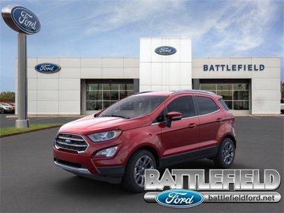 New 2020 Ford EcoSport 4WD Titanium - 541922170