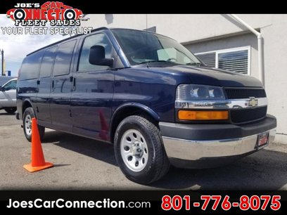 Used 2014 Chevrolet Express 1500 LT AWD Passenger - 527181901
