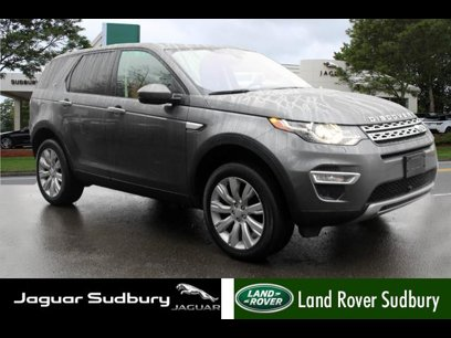 Used 2019 Land Rover Discovery Sport HSE Luxury - 543448280