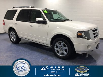 Used 2013 Ford Expedition 4WD Limited - 539888022