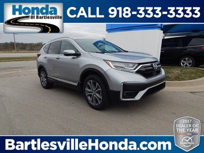 New 2020 Honda CR-V AWD Touring - 545678761