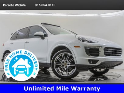 Certified 2018 Porsche Cayenne - 538070341