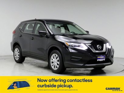 Used 2017 Nissan Rogue S - 568733874