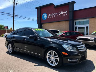 Used 2009 Mercedes Benz C 350 Sport For Sale In Louisville