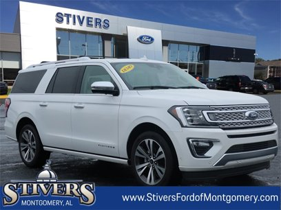 New 2020 Ford Expedition Max 2WD Platinum - 536736146