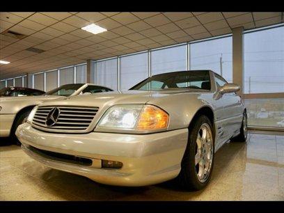 Used 2002 Mercedes-Benz SL 600 - 528665556