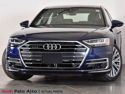 New 2019 Audi A8 L 3.0T - 498528030