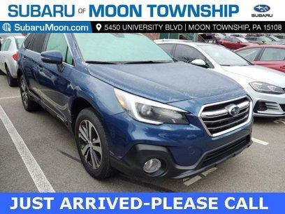 Certified 2019 Subaru Outback 2.5i Limited - 539912381