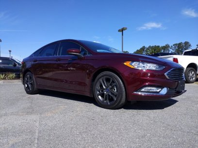 Used 2018 Ford Fusion SE - 548771384