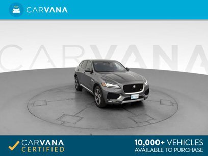 Used 2019 Jaguar F-PACE S - 547602931