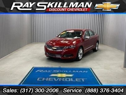 Used 2015 Chevrolet Impala LTZ - 540929493
