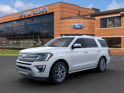 New 2019 Ford Expedition 4WD Platinum - 530438270