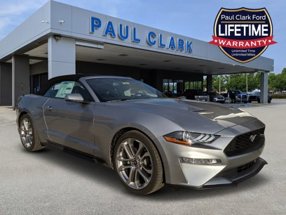 New 2020 Ford Mustang Premium - 534403215
